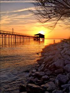 Sunset May 3